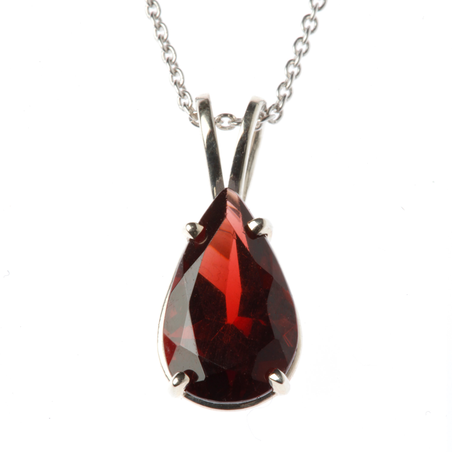 dark necklace red handmade wire garnet new wrapped gothic zealand quartz and pin copper in jewelry